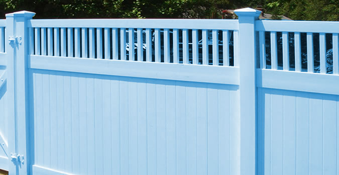Painting on fences decks exterior painting in general Scottsdale